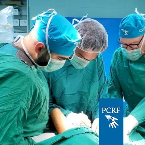 American Orthopedic Surgeon Returns to Palestine