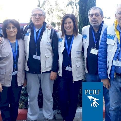 Italian Cardiac Team Return to Palestine