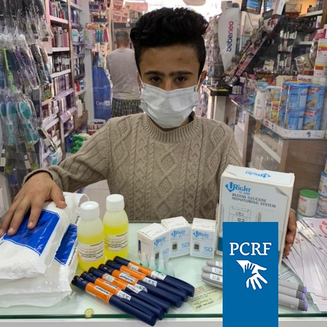 PCRF Continues One-Time Sponsorship Program During Quarantine
