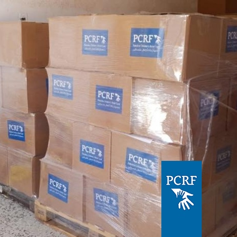 Impacted Villages in Jerusalem Get Covid Relief