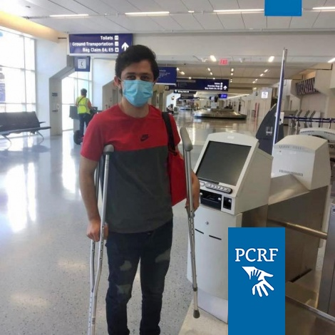 Boy Returns Home After Months of Treatment in Texas