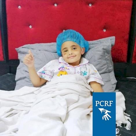 Refugee Child Has Brain Surgery in Lebanon