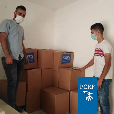 Humanitarian Distribution in Bethlehem District