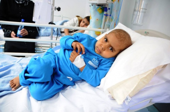 Huda Al Masri Pediatric Cancer Department