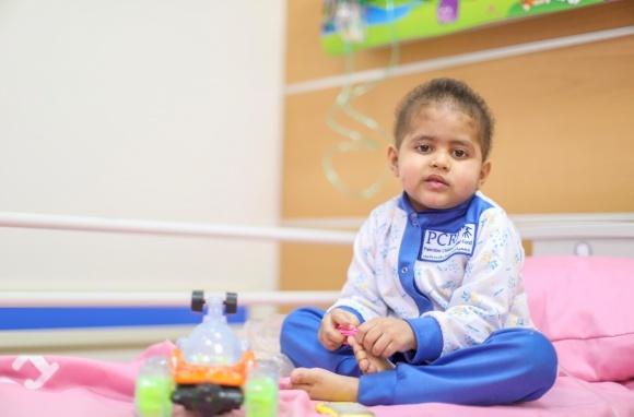 Dr. Musa and Suhaila Nasir Pediatric Cancer Department