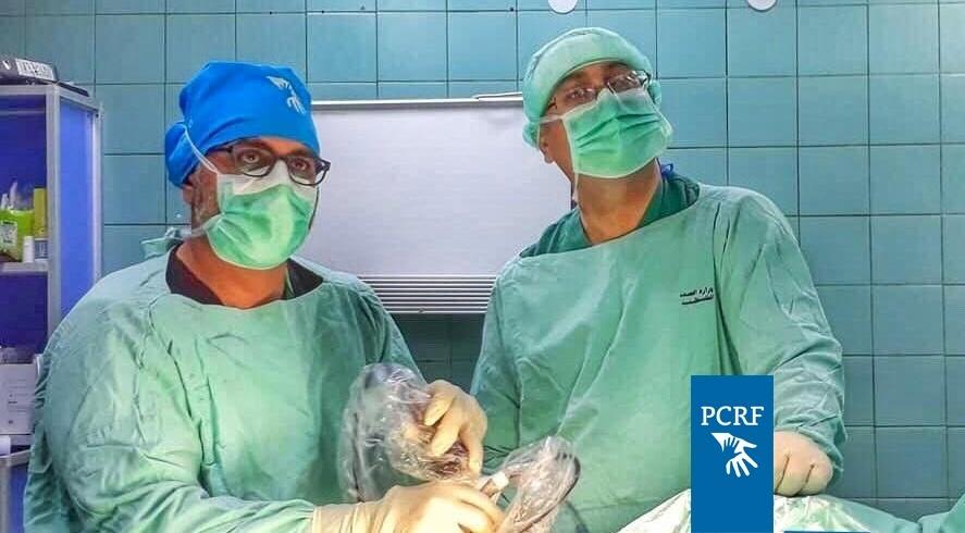 Orthopedic Surgeon Completes Mission in Jenin