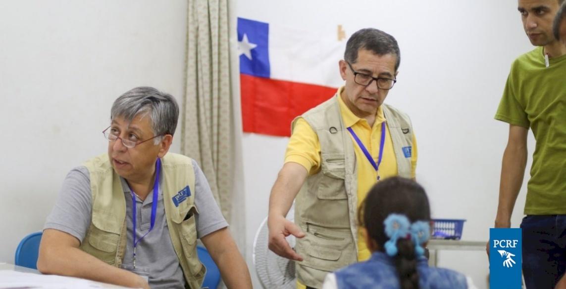 Chilean Pediatric Orthopedic Surgery Team Returns To Gaza