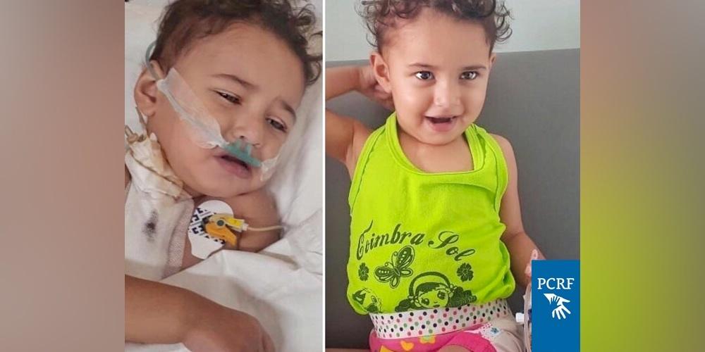 Refugee Girl Has Cardiac Surgery