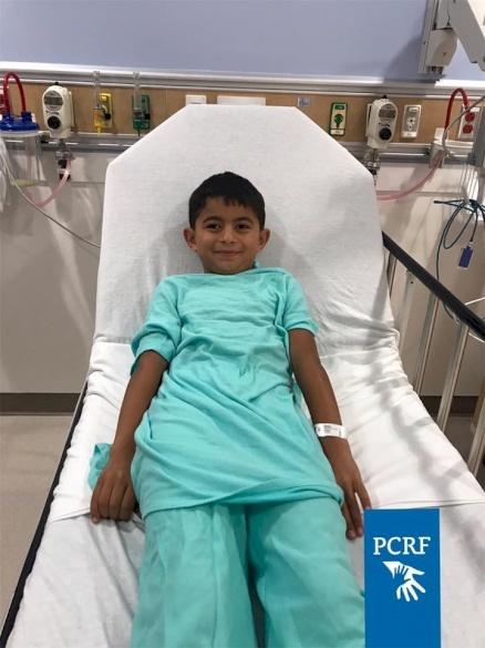 Palestinian Boy Has Complex Surgery in Ohio