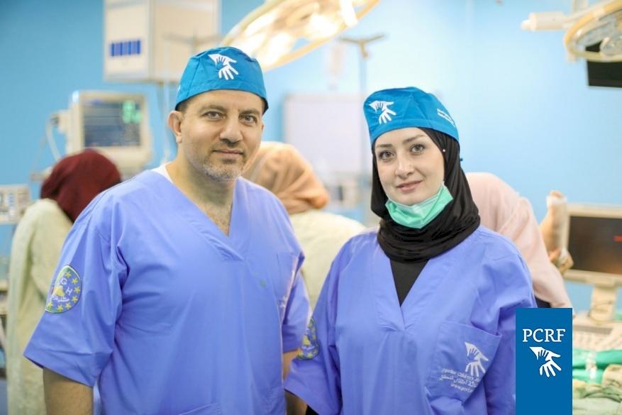 US Vascular Mission Returns Gaza