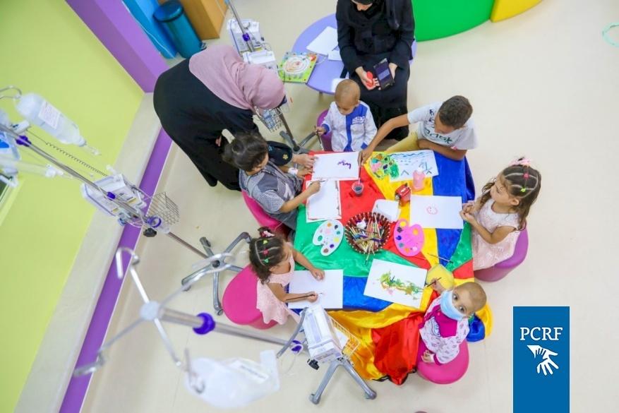Dr. Musa and Suhaila Nasir Pediatric Cancer Department Activities