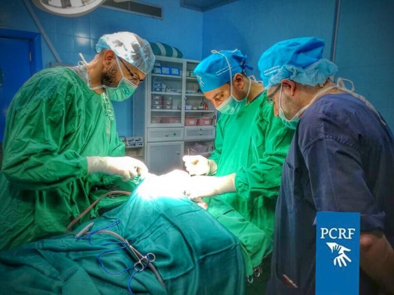 Egyptian Cleft Lip Mission Treats Refugees in Lebanon