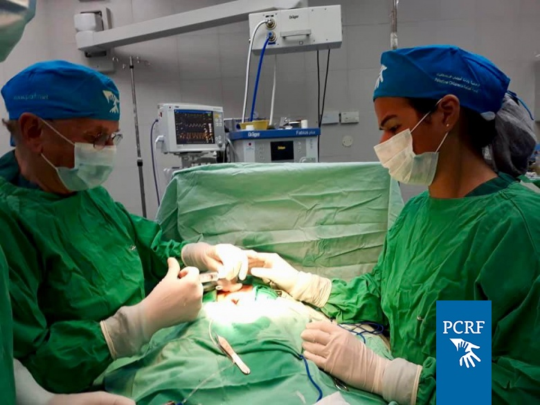 Chilean Surgery Team Returns to Bethlehem