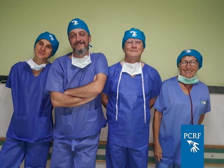 French Hand Surgery Team Returns to Jenin