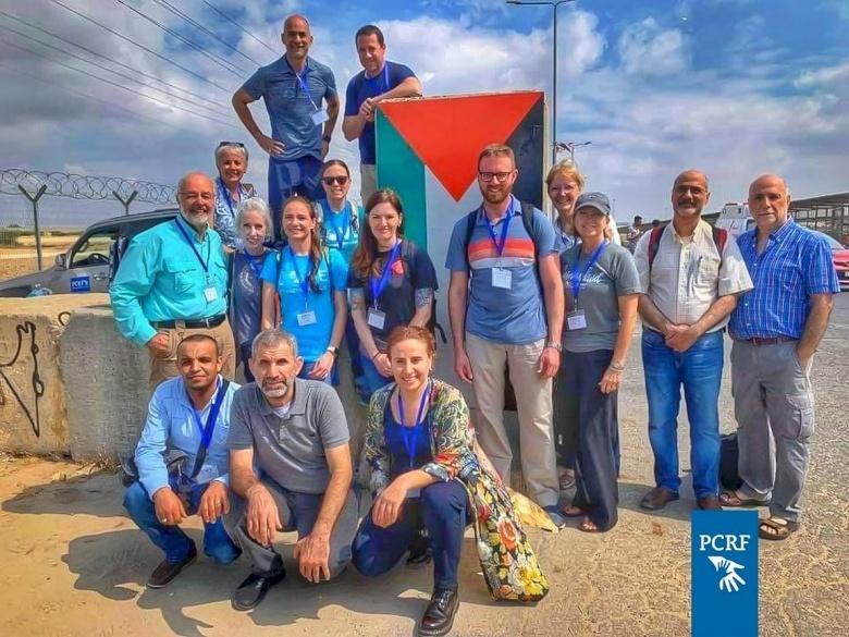 Volunteer Cardiac Team Arrives in Gaza