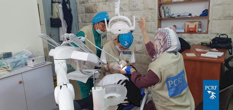 Italian Dental Team Volunteers in Nablus