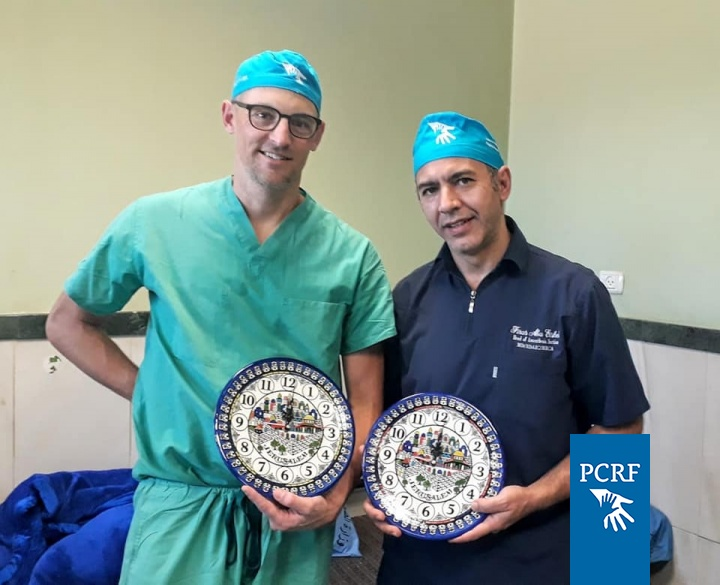 American Urology Mission Returns to Jenin