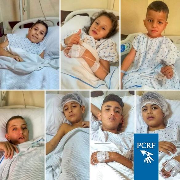 7 Syrian Refugees Sponsored for Surgery in Lebanon