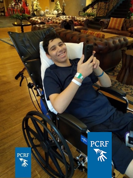 Hebron Boy Recovering from Surgery in Texas