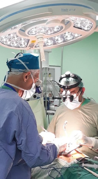 American Cardiac Surgeon Returns to Gaza