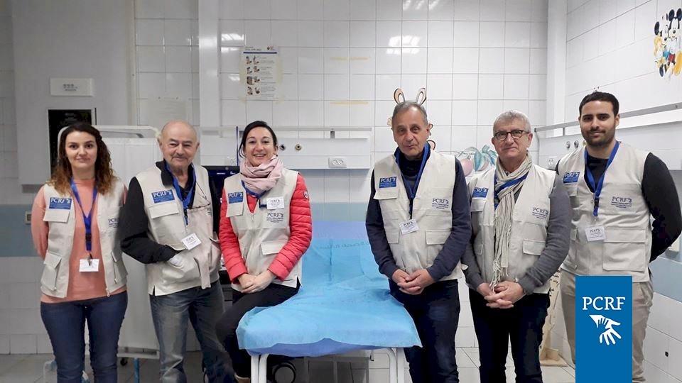French Pediatric Cardiac Surgery Team Starts Mission in Ramallah