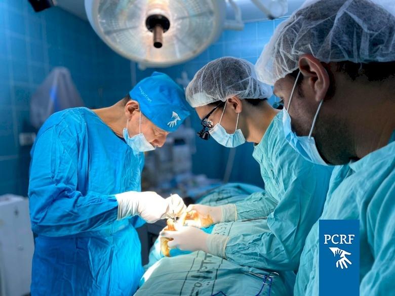Japanese Plastic Surgery Team Returns to Tulkarem