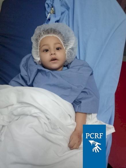 Refugee Girl Sponsored for Surgery in Jordan
