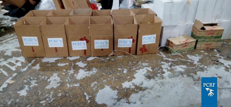 Urgent Food Distribution for Lebanon's Refugees
