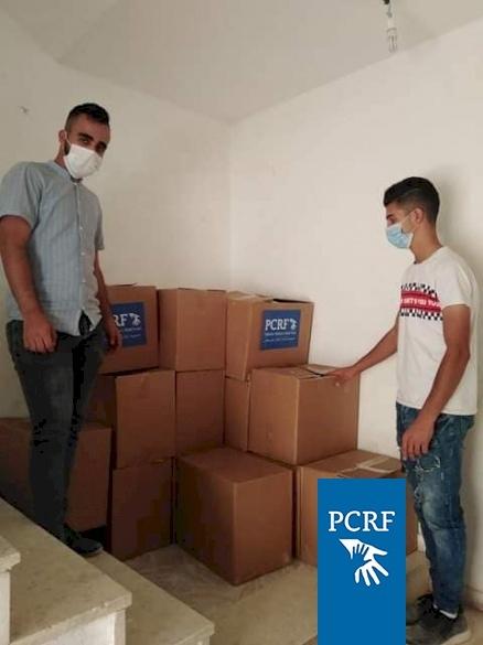 Humanitarian Distribution in Bethlehem District