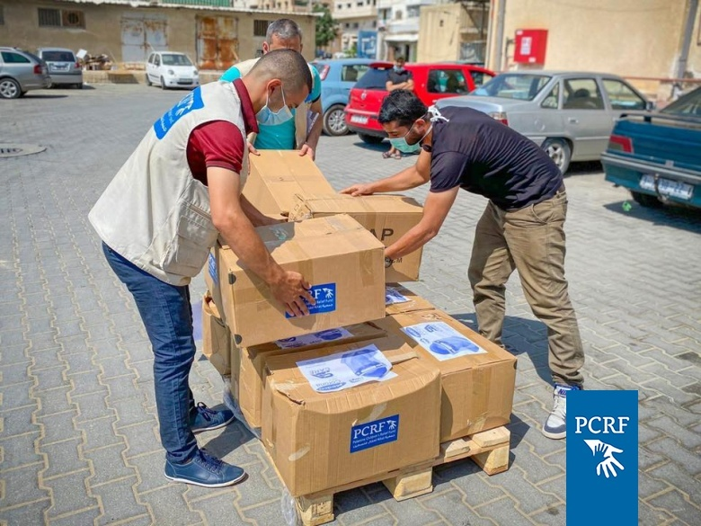 Urgent PPE Supplies Provided for Pediatric Cancer Department in Gaza