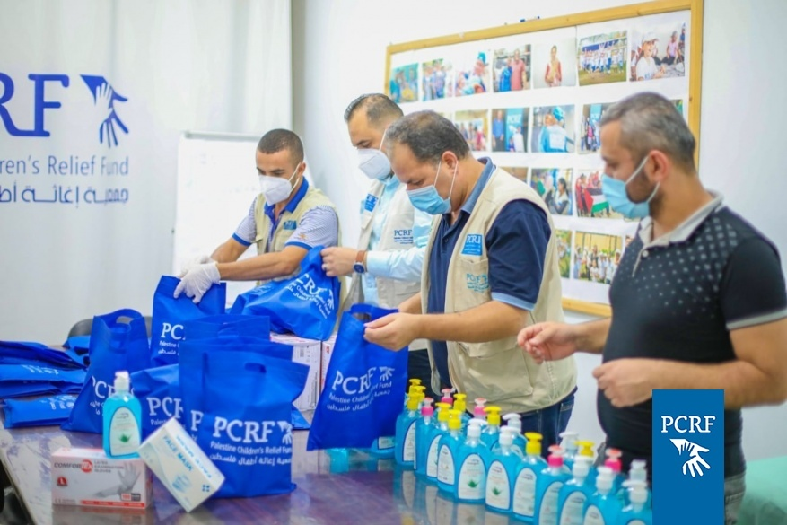 PCRF Provides Thalassemia Patients Infection Control Materials