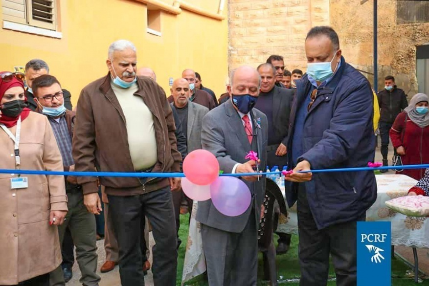 Four New Projects Open in Northern West Bank
