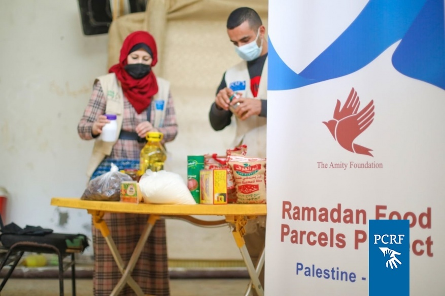 Food Distribution for Families in Gaza