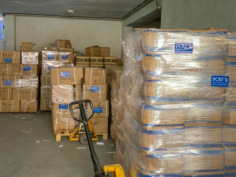 Urgent Medical Supplies Provided in Gaza