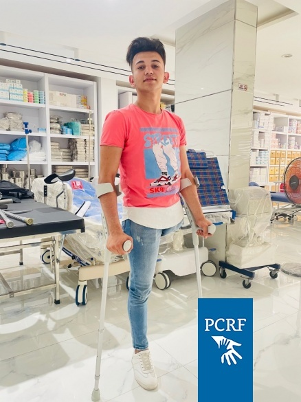 Amputee Project Continues Following Ceasefire in Gaza