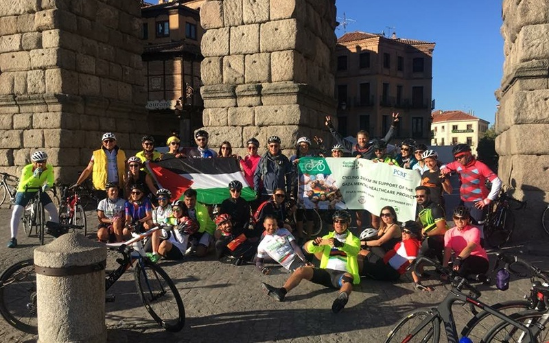 Cycling4Gaza Completes Ninth Successful Trip