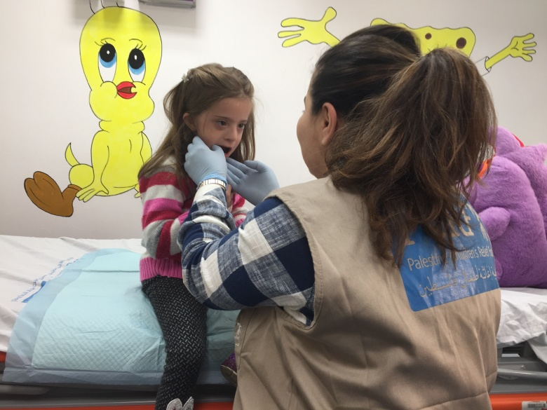 American Pediatric Dental Mission Returns to Palestine