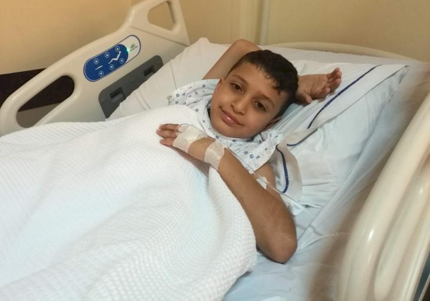 Syrian Refugee Sponsored for Surgery in Lebanon