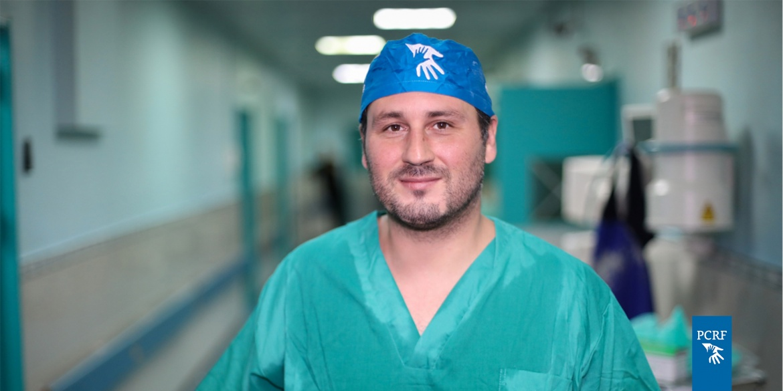 French Vascular Surgeon Returns to Gaza