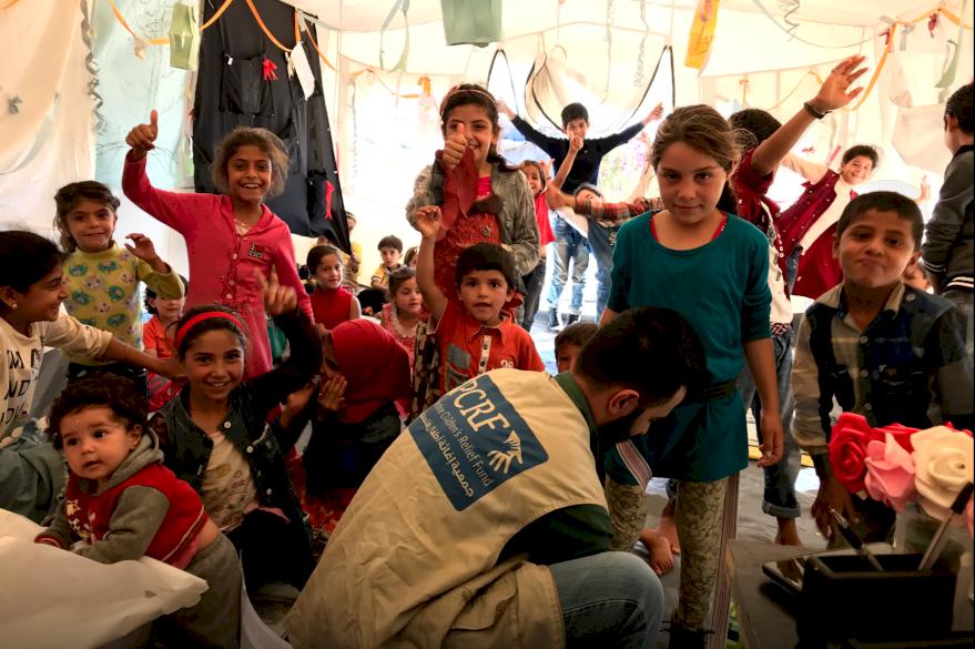 Refugee Children in Jordan Get Orthopedic Shoes
