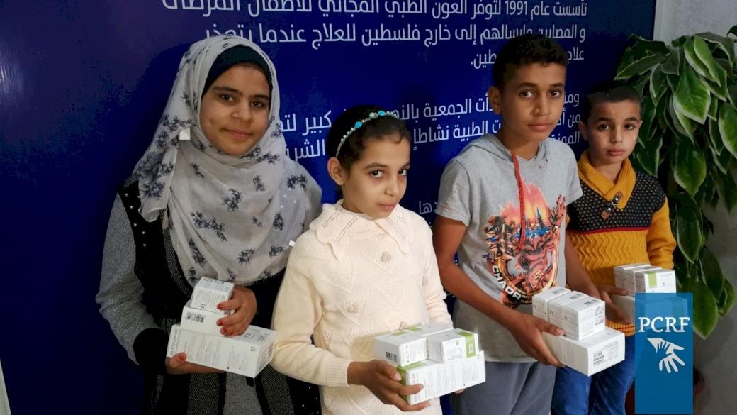 Gaza Children With Diabetes Get Aid