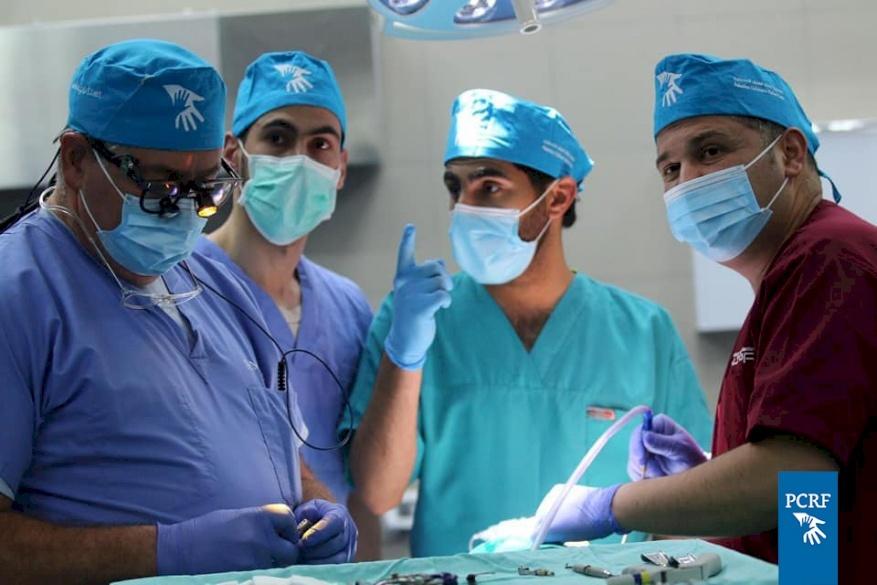 Pediatric Dental Mission Volunteers in Hebron