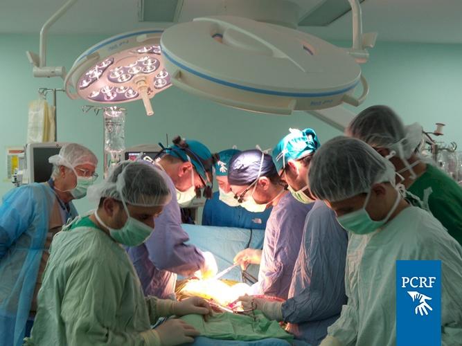 Pediatric Cardiac Surgery Team Saves Lives in Gaza