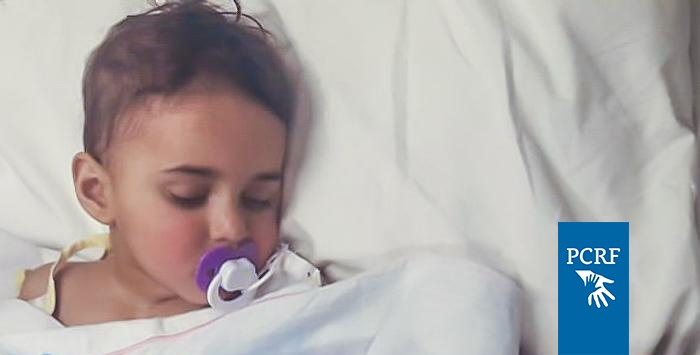 Refugee Baby has Cardiac Surgery in Lebanon