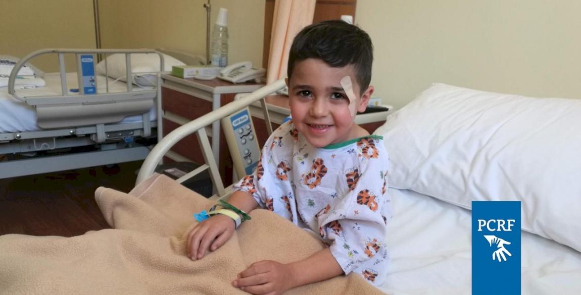 Refugee Sponsored for Surgery in Lebanon