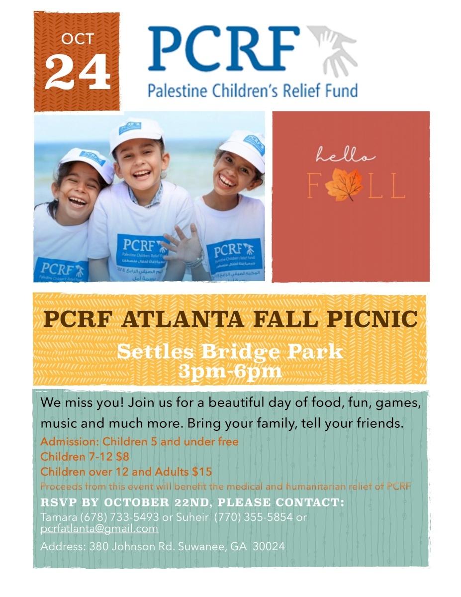 Atlanta Fall Picnic 2021