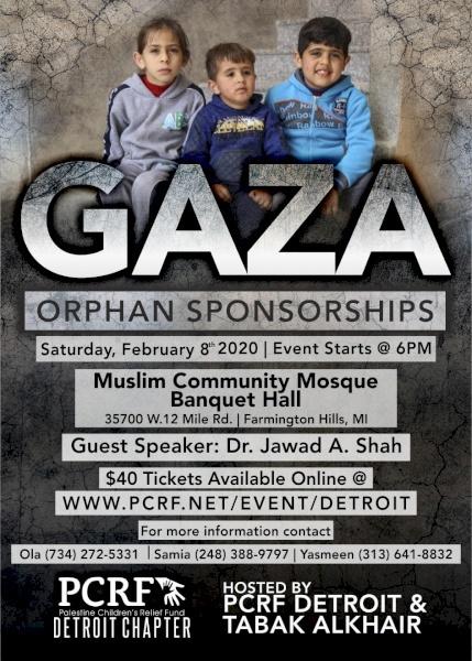 Detroit Gaza Orphans