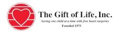 Gift of Life Inc.