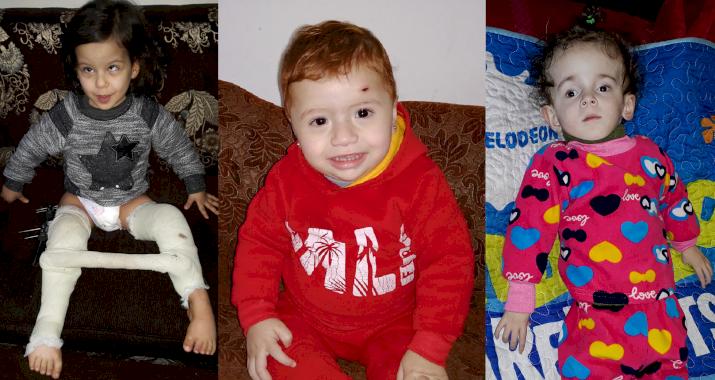 Help Sponsor 16 Sick Children