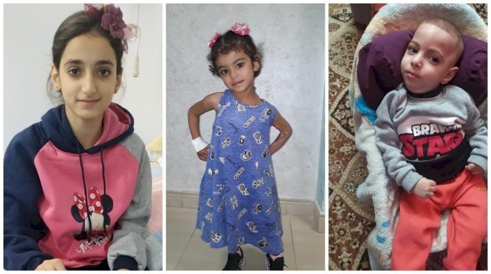 Help Us Treat 7 Children in Palestine